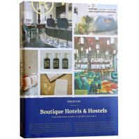 Boutique Hotels Hostels 精品酒店旅馆品牌形象VI设计手册书籍