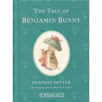 110th Anniversary Peter Rabbit Books: The Tale of Benjamin Bunny 彼得兔系列:小兔本杰明的故事  ISBN 9780723267737