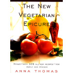 【预订】The New Vegetarian Epicure Menus--with 325 all-new reci