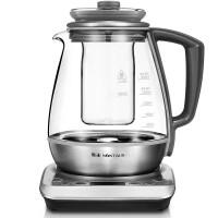 金正1.8L养生壶S6 全自动加厚玻璃燕窝壶隔水炖电煮茶壶进口芯片