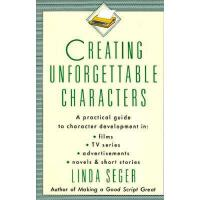 【预订】Creating Unforgettable Characters