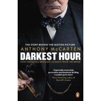 Darkest Hour Anthony McCarten Viking 至暗时刻【英文原版 电影版 电影原著小说 奥