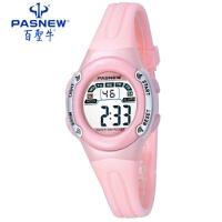 百圣牛(PASNEW)可爱小巧夜光表 时尚潮流运动多功能防水手表 儿童手表 226