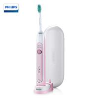 【包邮】飞利浦电动牙刷HX6761充电式成人超声波震动电动牙刷除牙菌斑正品