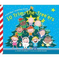 【预订】10 Trim-The-Tree'ers Y9780375873027