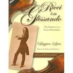 【预订】Ricci on Glissando: The Shortcut to Violin Technique