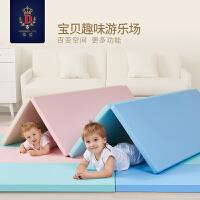 宝宝爬行垫婴儿爬爬垫家用地儿童垫室内拼接游戏垫子泡沫