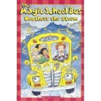 英文原版Magic School Bus Science Reader: Weathers The Storm (Le