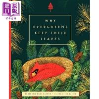 【中商原版】Helena Pérez García 常青树的叶子 Why Evergreens Keep Their L