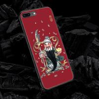 幼三国苹果 iPhone XR、 iPhone 7P/8P浮雕手机壳