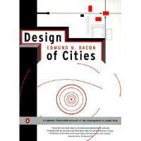 【预订】Design of Cities: Revised Edition