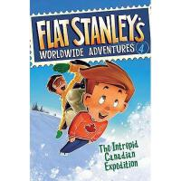 【预订】Flat Stanley's Worldwide Adventures, Book 4: The