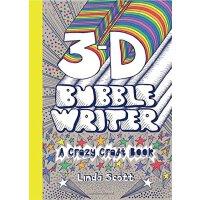 3D Bubble Writer:A Crazy Craft Book三维泡沫作家一疯狂工艺书