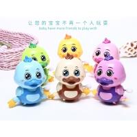 卡通动物发条玩具五件套婴幼儿童玩具