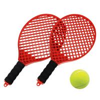 羽毛球拍幼儿园用球拍 厚宝宝网球拍玩具 户外室内儿童网球拍