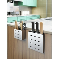 厨房置物壁挂式收纳架砧板架菜板架厨房用品