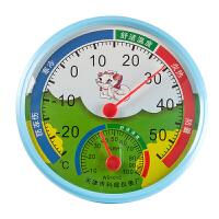 温度计家用室内温湿度计婴儿房温度计 免电池j13