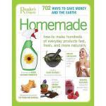 【预订】Homemade: How to Make Hundreds of Everyday Products