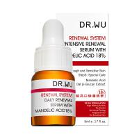 【网易考拉】DR.WU 达尔肤 杏仁酸亮白焕肤精华 18% 5毫升