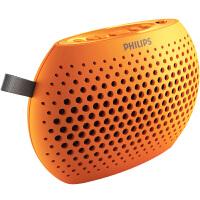 飞利浦 SBM100 便携迷你插卡音箱音响Mp3播放器Fm收音机