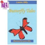 【中商海外直订】Butterfly Tales