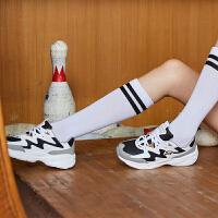 Skehers斯凯奇情侣鞋女鞋校园小白鞋休闲鞋运动鞋熊猫鞋