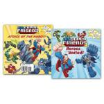 【预订】DC Super Friends: Heroes United!/Attack of the