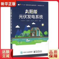 太阳能光伏发电系统 金步平 【新华书店 正版保证】