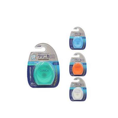 日本LION狮王 清洁海绵牙线 1支装 随机发 冬季护肤 防晒补水保湿 可支持礼品卡