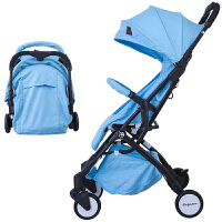婴儿推车便携式超轻便折叠小伞车宝宝四轮避震婴儿车推车可坐可躺
