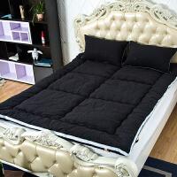 秋冬新款床垫1.2米床印花加厚榻榻米床垫1.5m床垫被