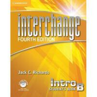 【预订】Interchange Intro Student's Book a with Self-Study