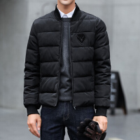 Lee Cooper 短款保暖时尚男士运动服外套舒适合身百搭棉服 LCE01