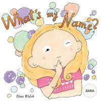 【预订】What's My Name? Zara