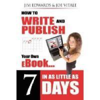 【预订】How to Write and Publish Your Own eBook in as Little