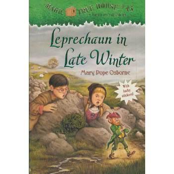 Magic Tree House #43: Leprechaun in Late Winter 神奇树屋43:爱尔兰任务 ISBN 9780375856518