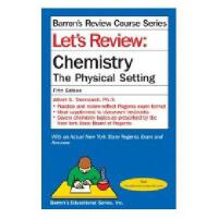 【预订】Let's Review Chemistry: The Physical Setting