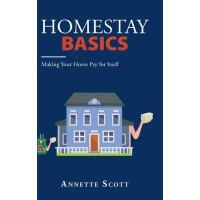 【预订】Homestay Basics: Making Your Home Pay for Itself