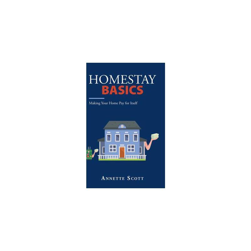 【预订】Homestay Basics: Making Your Home Pay for Itself 预订商品,需要1-3个月发货,非质量问题不接受退换货。