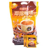 [当当自营] 马来西亚进口 益昌老街 AIK CHEONG即溶咖啡2+1 1000g