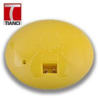 天磁热宝BR30-G型土豪金暖手宝充电电暖宝黄色(颜色随机)