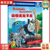 动物无处不在/我爱阅读托马斯和朋友双语阅读绘本 英国HIT娱乐有限公司,谢军,吴佳颖 湖南少年儿童出版社9787556