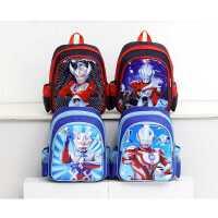 儿童书包男童学前班幼儿园3-4-5岁潮6男生小学生1-3年级2韩版双肩