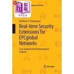 【中商海外直订】Real-Time Security Extensions for Epcglobal Network