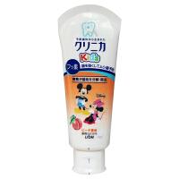 狮王(lion)牙膏米奇小童用牙膏 水蜜桃味 60g