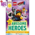 【中商海外直订】The Lego(r) Movie 2 Awesome Heroes
