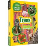 英文原版 美国国家地理 Ultimate Explorer Field Guide: Trees 学STEAM科普绘本