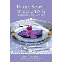 【预订】Ultra Simple Wedding Planner & Organizer