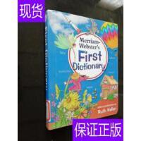 [二手旧书9成新]Merriam-Websters First Dictionary 韦氏初级儿?