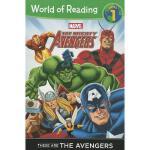 【预订】These Are the Avengers Level 1 Reader
